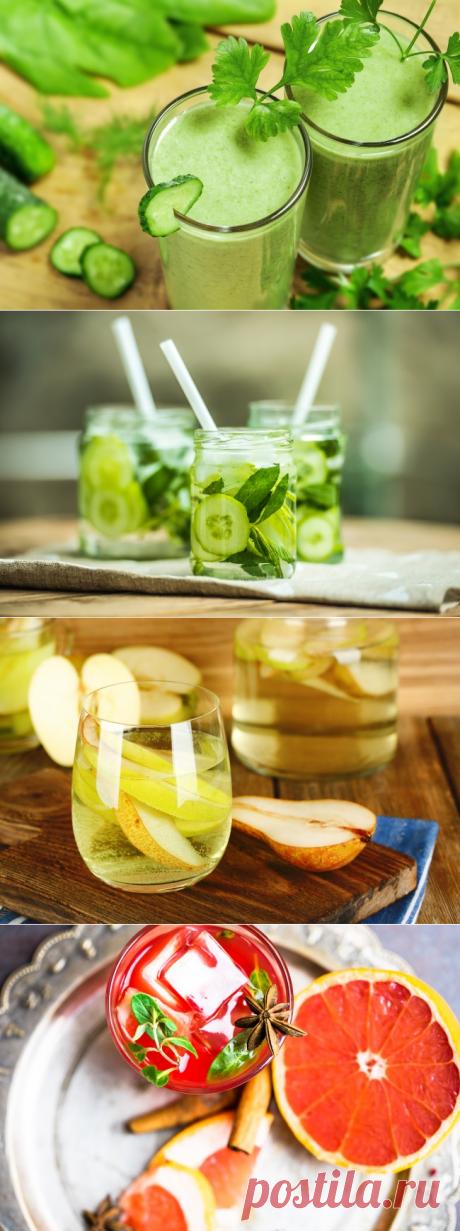 9 напитков, которые избавят от лишних килограммов, если употреблять их перед сном