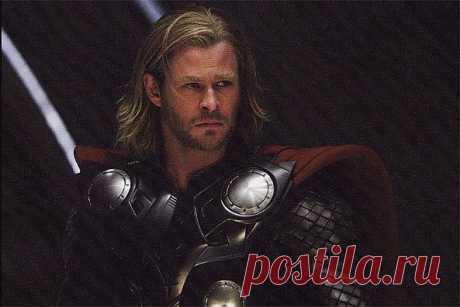 А вот и сам Тор