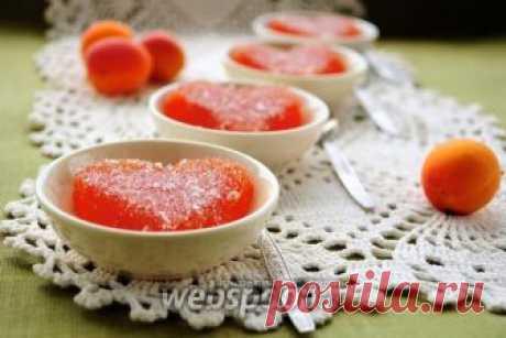Абрикосовый мармелад в мультиварке рецепт с фото на Webspoon.ru