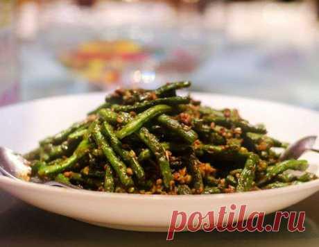 Жареная фасоль - рецепт приготовления с фото от Maggi.ru