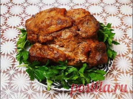 ПАСТРОМА из свинины МЯСО в духовке ВКУСНОЕ НЕЖНОЕ АРОМАТНОЕ мясо СВИНИНА в духовке