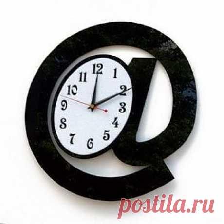 """Настенные часы """"Собака"""". - 1890 руб"""