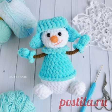 PDF Мастер-класс по вязанию снеговика Стёпки из плюшевой пряжи #схемыамигуруми #амигуруми #вязаныеигрушки #вязаныйснеговик #снеговиккрючком #amigurumipattern #amigurumi #crochetsnowman #amigurumisnowman #crochetpattern #crochettoy #amigurumitoy