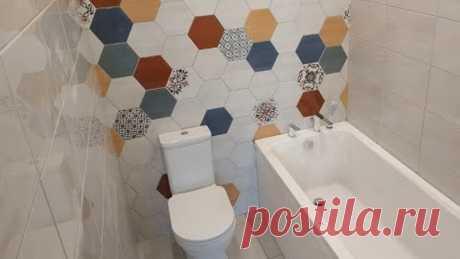 Современные ДизайнерСкие Решения  при ремонте ванных комнат с Туалетом
