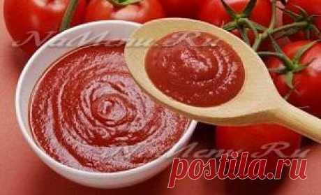 Как приготовить кетчуп в домашних условиях на зиму