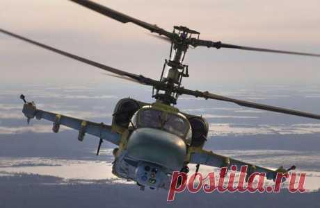 "Ka-52K ""Катран"": characteristics, photo"