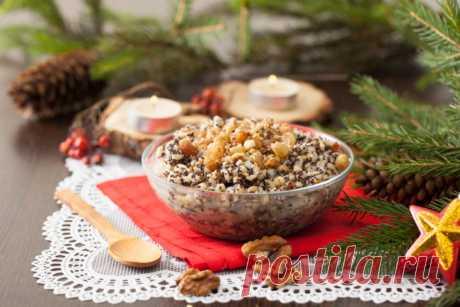 Самый простой рецепт кутьи: как приготовить на Рождество Рецепт приготовления кутьи на Сочельник