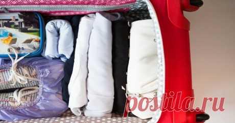 Путешествуй с легкостью! 20 отличных решений для суперкомпактного чемодана. Собираясь в путешествие, ты всегда сталкиваешься с проблемойупаковки вещей? Так хочется взять с собой всё-всё самое нужное, а не помещается — чемодан не бездонный… Как справиться с пугающе сложной задачей аккуратно и максимально просто?  Эта статья даст тебе ответ. Больше никаких мятых блузок, ут