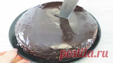 Кофейный тортик с маскарпоне