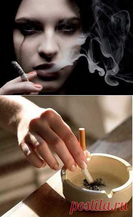 Как меняется наша внешность, когда мы бросаем курить?