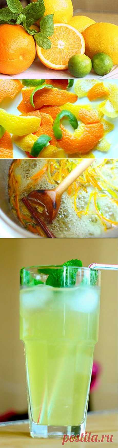 Рецепты: бабушкин лимонад | Лайфхакер