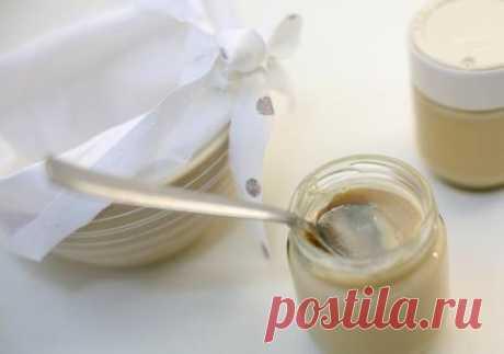 Yogurt in Greek