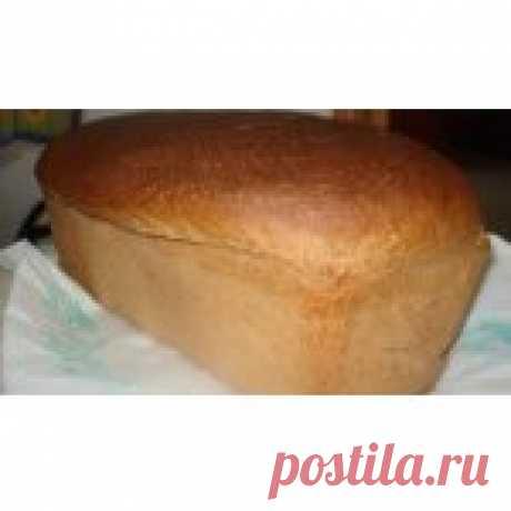 Хлеб французский на минеральной воде с газом Кулинарный рецепт