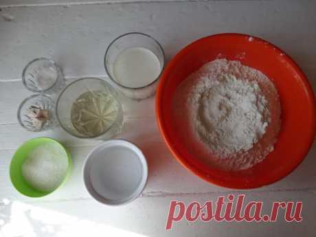 Рецепт «Турецкого теста» - вся прелесть в том, что подходит для любой выпечки. Один замес и пышный хлеб и тонкие лепёшки - Пир во время езды