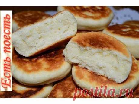 Печенье на сковороде, вызывающее удивление и восторг/Pan-fried cookies