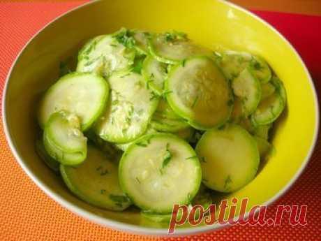Малосольные кабачки с соевым соусом - простой и вкусный рецепт с пошаговыми фото