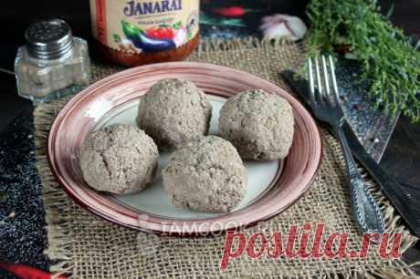 Кюфта из говядины — рецепт с фото пошагово