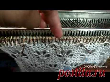 Sweater design in knitting machine #9 (निटिंग मशीन में स्वेटर डिजाइन #9)
