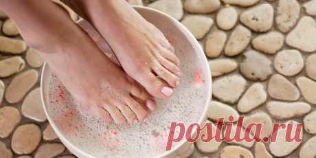 Грибок ногтей лечение народными средствами