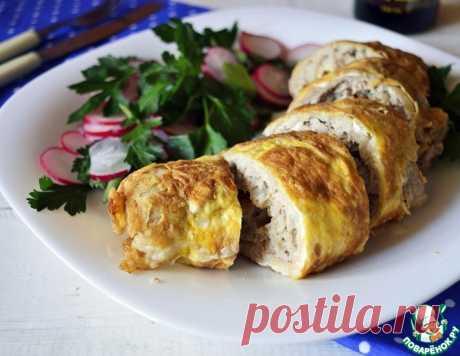 Бризоль из свиного фарша – кулинарный рецепт