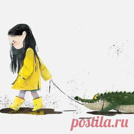 Художник-иллюстратор DungHo
