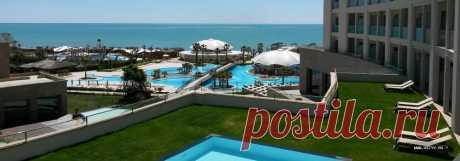 Фото и видео отеля Orange County Resort Hotel Kemer 5*. Рейтинг отелей и гостиниц мира - TopHotels.
