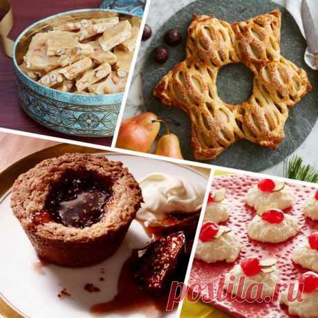Лучшие рецепты праздничной выпечки и десертов