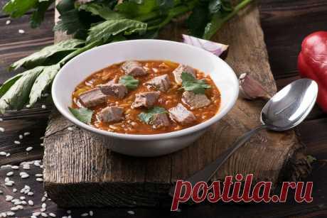 Тонкости грузинской кухни: как приготовить суп харчо и почему его не стоит путать с харчо? | Удивительная Грузия | Яндекс Дзен