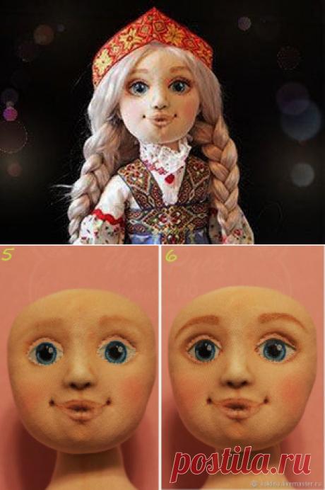 Шьем куколку Настеньку из «Сказа о Ясном Соколе»: подробный мастер-класс - Ярмарка Мастеров - ручная работа, handmade