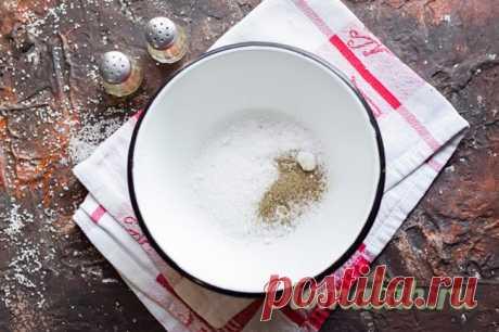 Маринад для огурцов на 1 литр воды с 9 уксусом