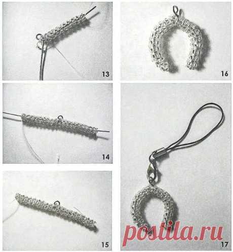 Брелки из бисера: техники плетения, модные идеи, мастер-классы для начинающих