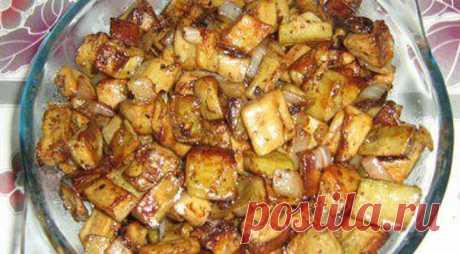 Баклажаны, как грибы, пошаговый рецепт с фото