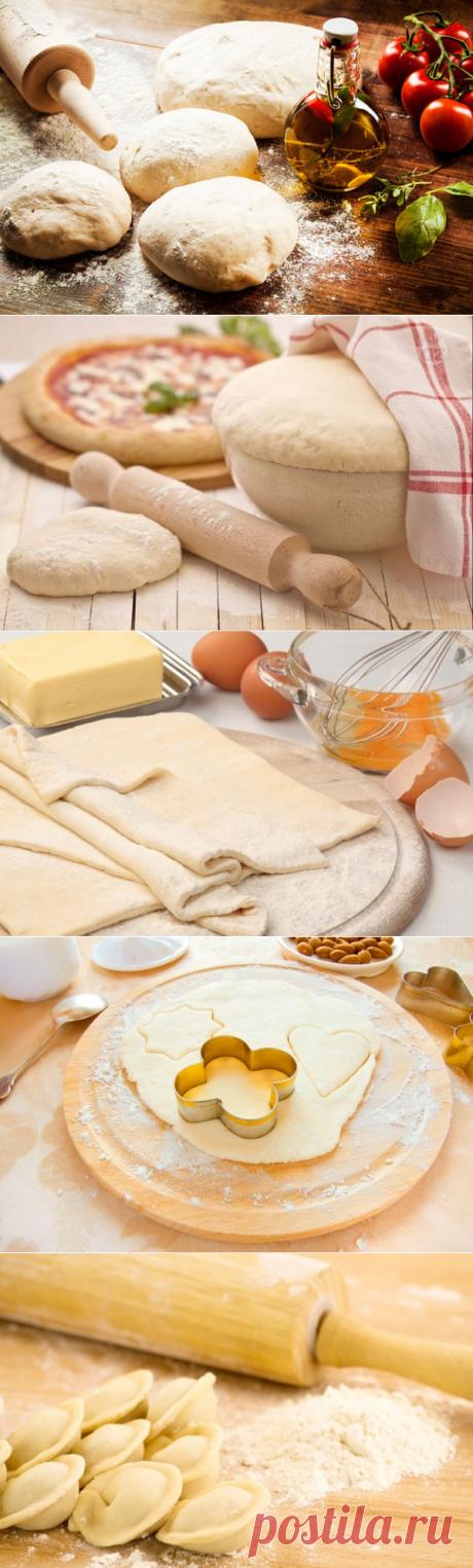 Семь видов теста, которые обязательно стоит научиться готовить - KitchenMag.ru
