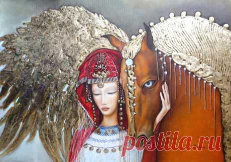 Лето, прочти мне Сказки... Я до сих пор в них верю!... Dobriela Koeva