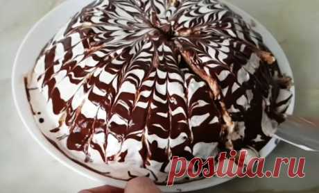 "Торт ""Панчо"" без выпечки - лучший сайт кулинарии"