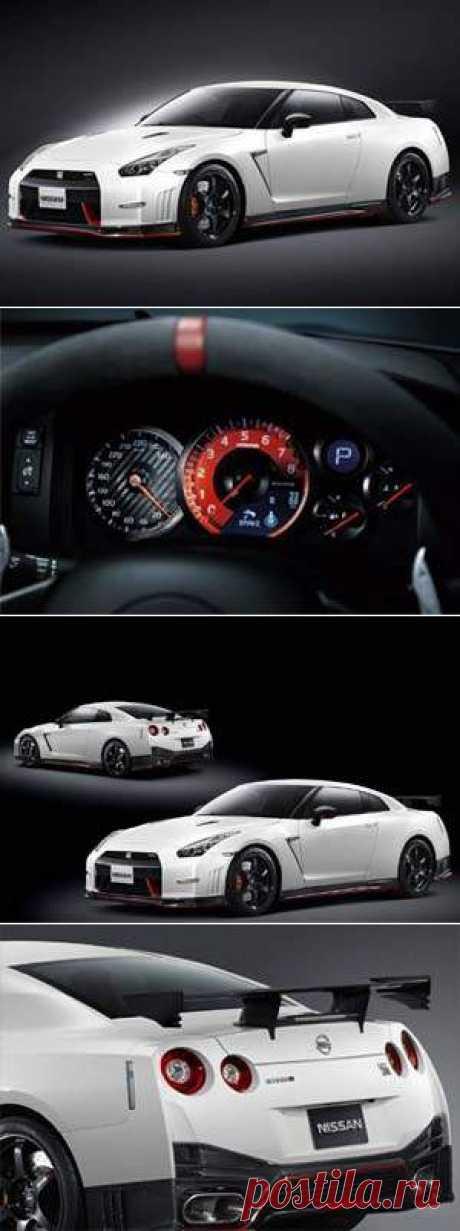 Nissan GT-R Nismo, цена, технические характеристики | Японские суперкары
