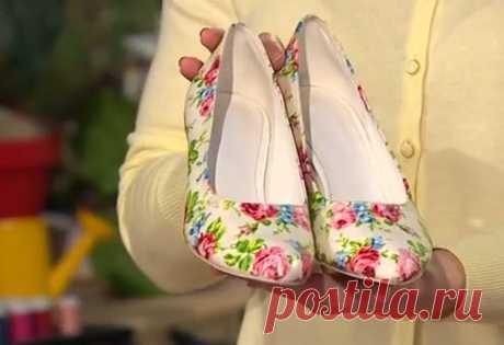 Вторая жизнь старой обуви: как возродить старую обувь?