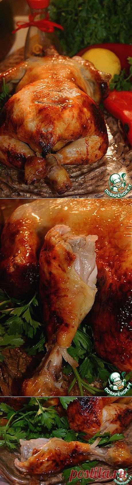"""""""Секретная"""" курица - вкусно, сочно и очень ароматно!."""