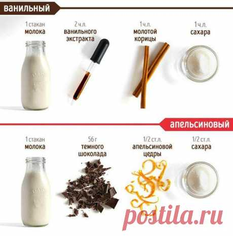 14 рецептов горячего шоколада, которые будут греть вас холодной осенью