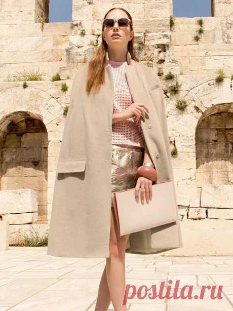 Готовь кейп летом: 5 причин сшить модную накидку прямо сейчас — BurdaStyle.ru