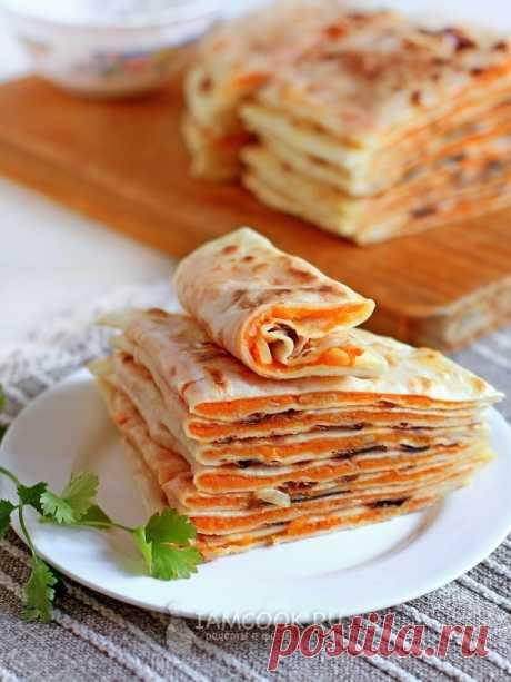 Хингалш — рецепт с фото пошагово. Как приготовить чеченские лепешки хингалш с тыквой?