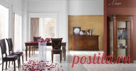 Красивая мебель для гостиной Италия - Stilema Margot.
