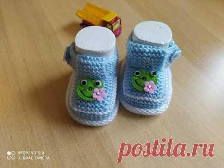 Сандалики для малыша