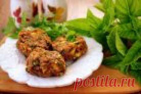 Котлеты из кабачков и баклажанов - пошаговый рецепт с фото на Повар.ру