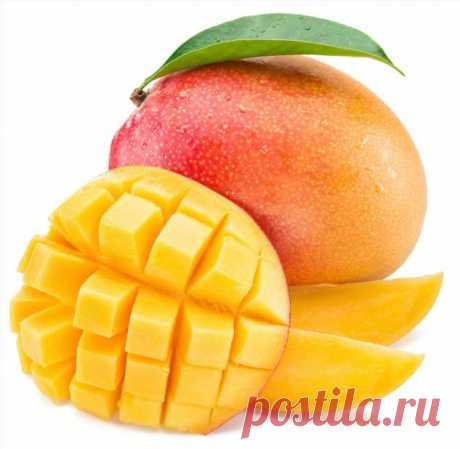 Кому можно, а кому нельзя есть манго | Офигенная