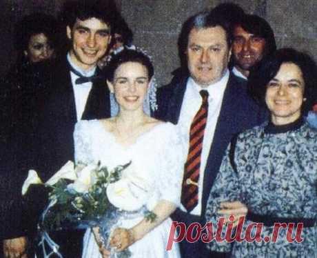 Свадьба Екатерины Гордеевой и Сергея Гринькова