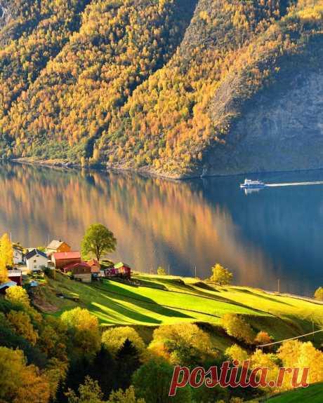 Прекрасная Норвегия ✨
