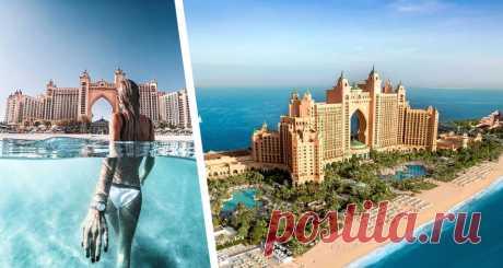 Самый роскошный отель Дубая возобновил работу после коронавируса Знаменитый курорт Дубая, отель Atlantis The Palm, анонсировал постепенное возобновление работы после карантина. В том числе отель открывает...