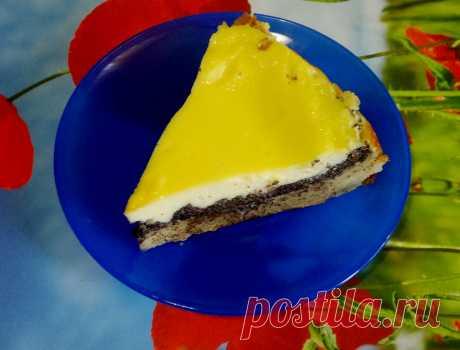 Нежный маковый пирог - Кулинарный блог - Блоги - ИЛЬ ДЕ БОТЭ - магазины парфюмерии и косметики