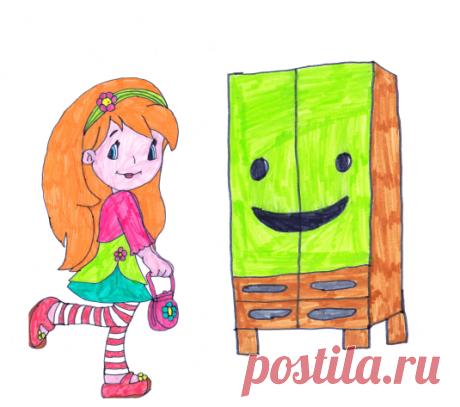 Говорящий шкаф (сказка)Замечательная сказочка, да ещё так прочитанная, каждой девочке полезна! 01c7417b06b9453d0db9bfde1b18741b.png (535×473)